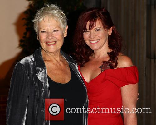 Dame Judi Dench and Finty Williams 10