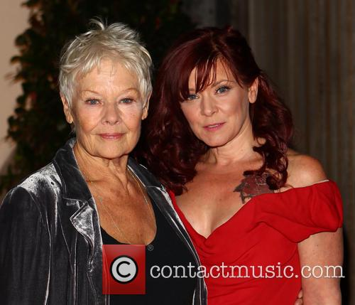 Dame Judi Dench and Finty Williams 5