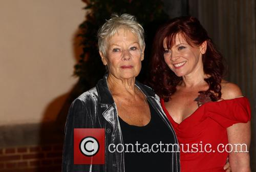 Dame Judi Dench and Finty Williams 6