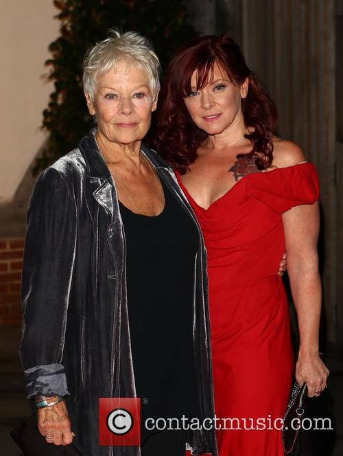 Dame Judi Dench and Finty Williams 7