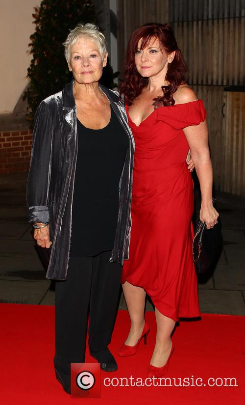 Dame Judi Dench and Finty Williams 8