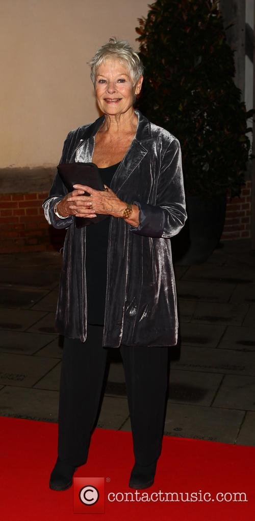 Dame Judi Dench, Shakespeare's Globe