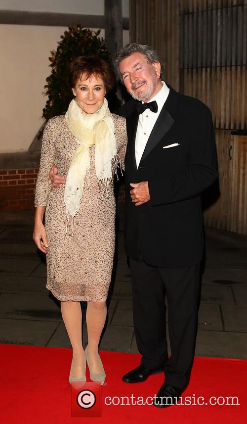 Zoe Wanamaker and Gawn Grainger 7