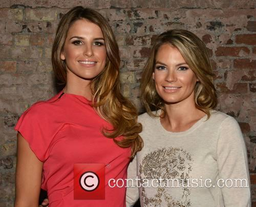 Vogue Williams McFadden and sister Amber