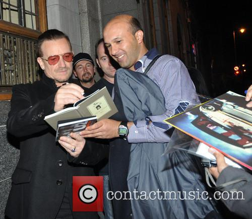 Bono's Niece Art Exhibition Launch