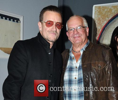 Bono and Norman Hewson 3