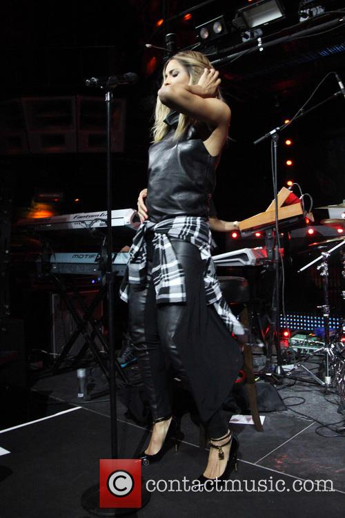 Ciara performs at the 9th Annual Paper Magazine...