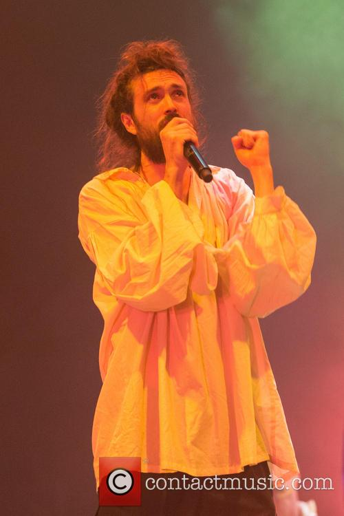 Edward Sharpe and the Magnet Zeroes in Concert...