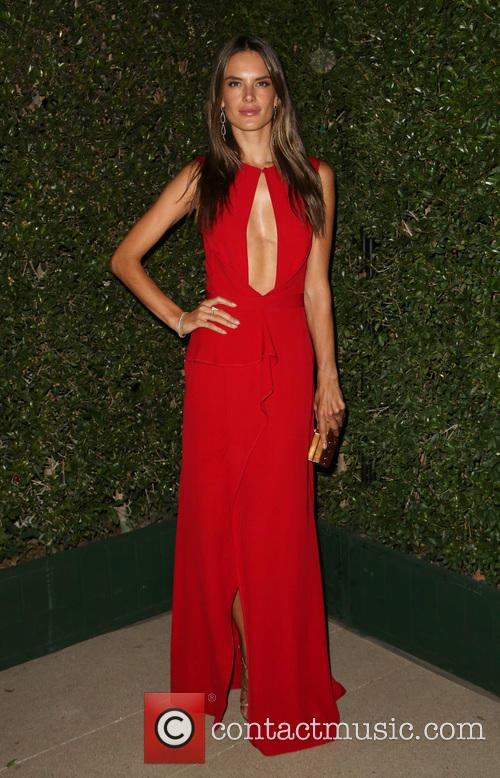 Alessandra Ambrosio, Wallis Annenberg Center for the Performing Arts