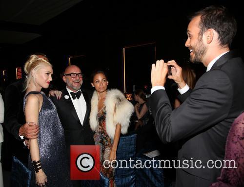 Gwen Stefani and Nicole Richie 3