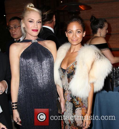 Gwen Stefani and Nicole Richie 1