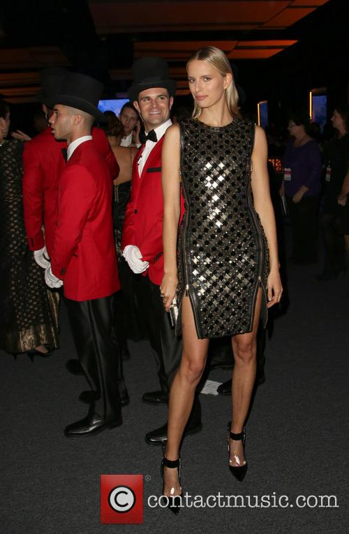 Karolina Kurkova, Wallis Annenberg Center for the Performing Arts
