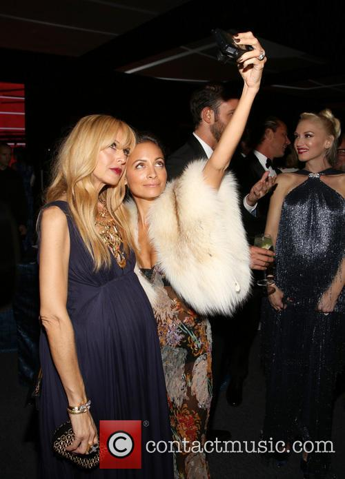 Rachel Zoe, Nicole Richie, Wallis Annenberg Center for the Performing Arts