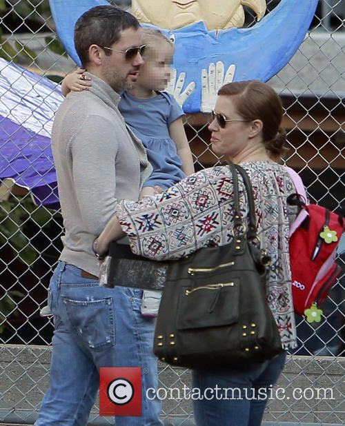 Amy Adams, Darren LeGallo and Aviana LeGallo 4