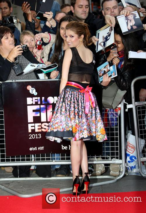The BFI London Film Festival 2013 - Drinking Buddies premiere