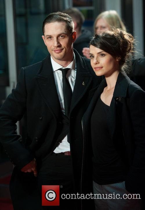 Charlotte Riley and Tom Hardy 2