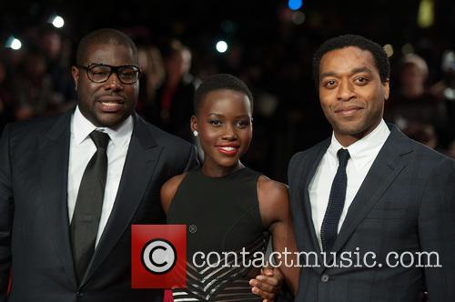 Steve McQueen Chiwetel Ejiofor Lupita Nyong'o