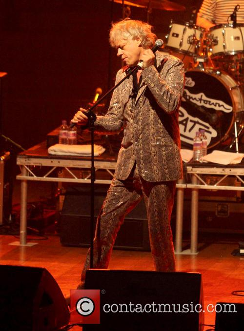 Bob Geldof and The Boomtown Rats 4