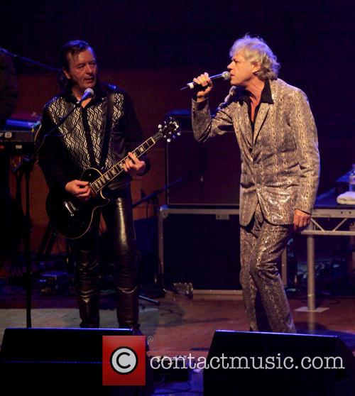Bob Geldof and The Boomtown Rats 5
