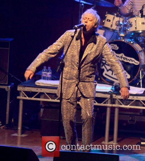 Bob Geldof and The Boomtown Rats 8