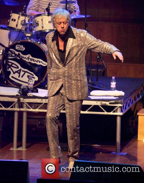Bob Geldof and The Boomtown Rats 11