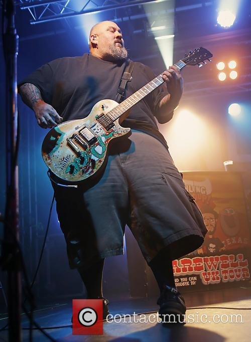 Chris Burney, Bowling for Soup, Liverpool O2 Academy