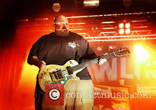 Chris Burney and Bowling For Soup 8