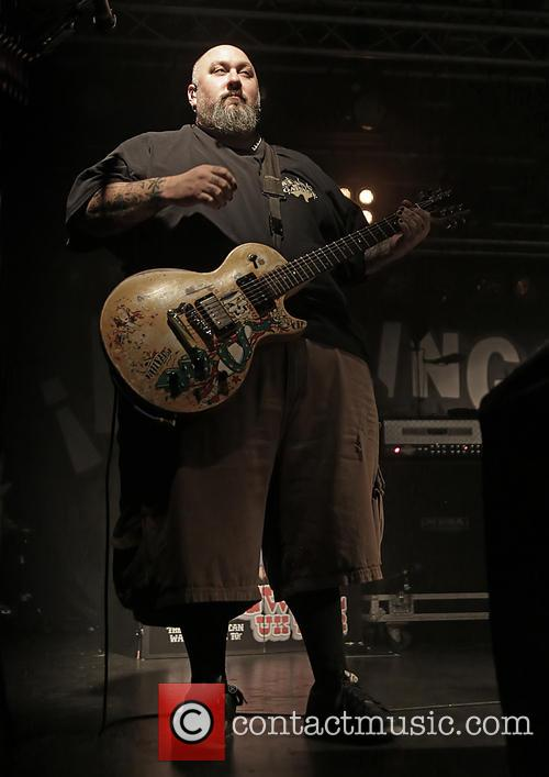 Chris Burney and Bowling For Soup 9