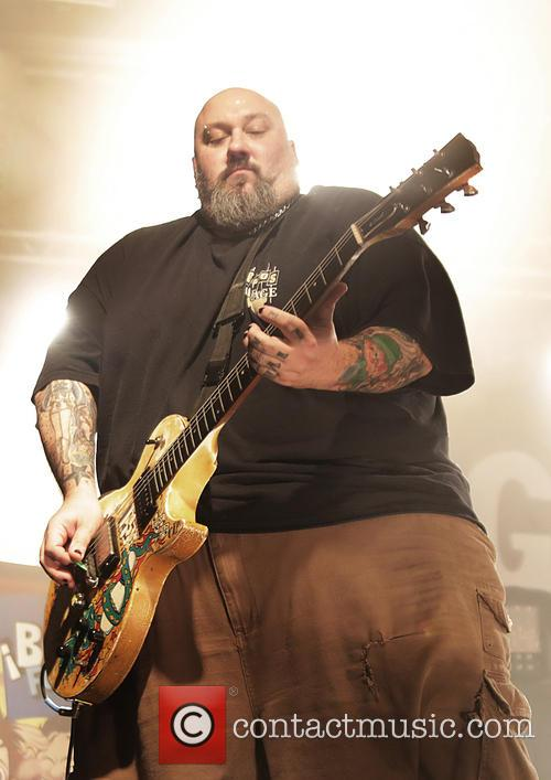 Chris Burney and Bowling For Soup 1