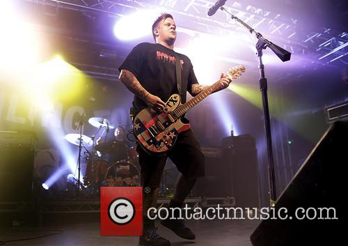 Jaret Reddick and Bowling For Soup 2