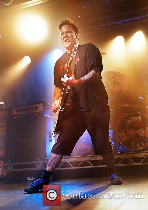 Jaret Reddick and Bowling For Soup 11