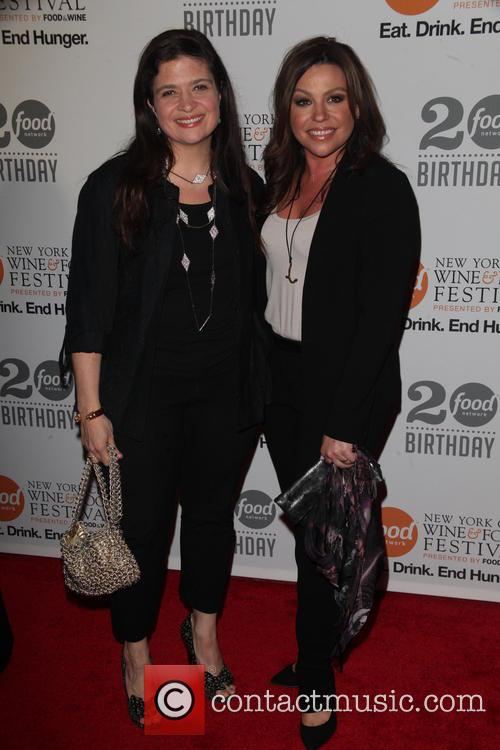 Alex Guarnaschelli and Rachael Ray