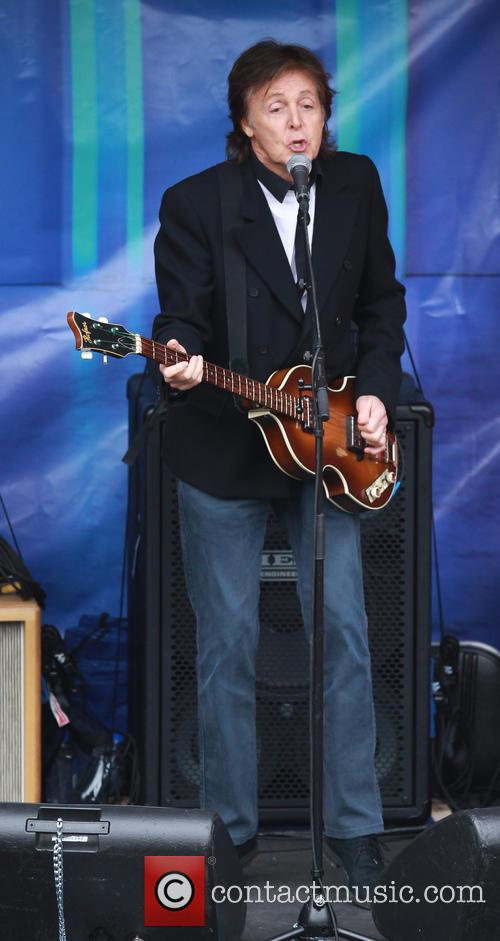 Paul McCartney, Covent Garden