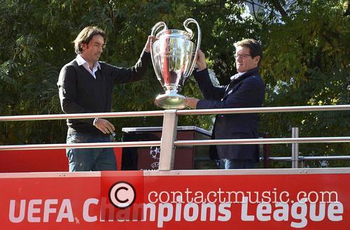 Fabio Capello and Robert Pires 2