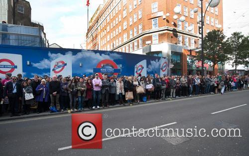 Paul McCartney, HMV Oxford Street