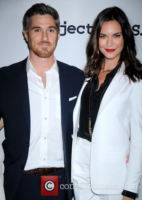 Dave Annable and Odette Annable 1