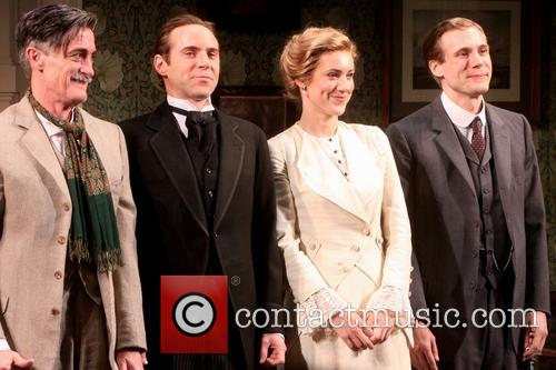 Roger Rees, Alessandro Nivola, Charlotte Parry and Zachary Booth 2