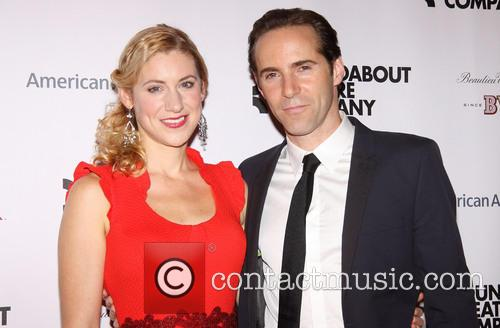 Opening night of The Winslow Boy-Party Arrivals