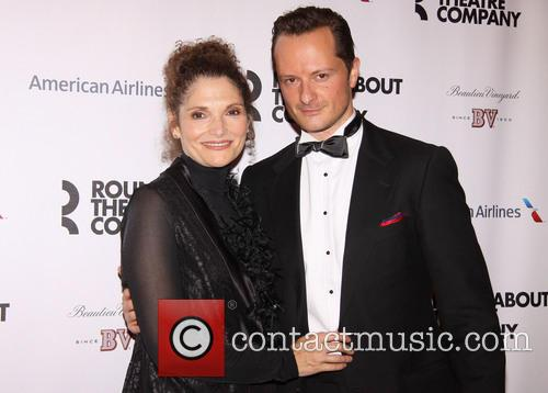 Mary Elizabeth Mastrantonio and Chandler Williams 2