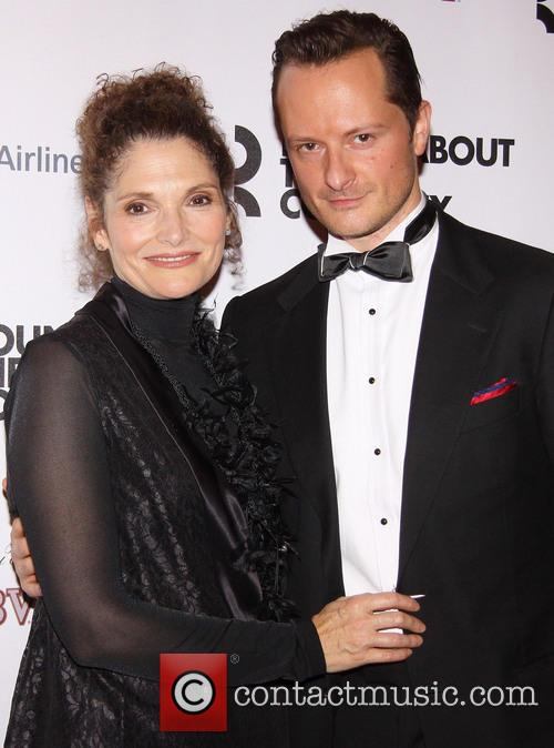 Mary Elizabeth Mastrantonio and Chandler Williams 1