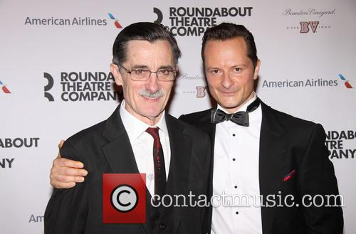 Roger Rees, Chandler Williams, American Airlines Theatre,