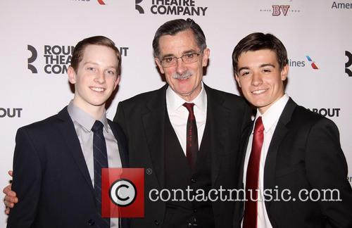 Spencer Davis Milford, Roger Rees and Ryan Quigley 1
