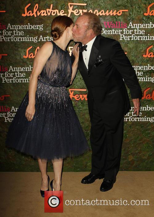 Amy Adams and James Caan 2