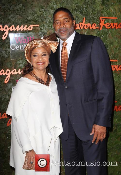 Debbie Allen and Norm Nixon 5