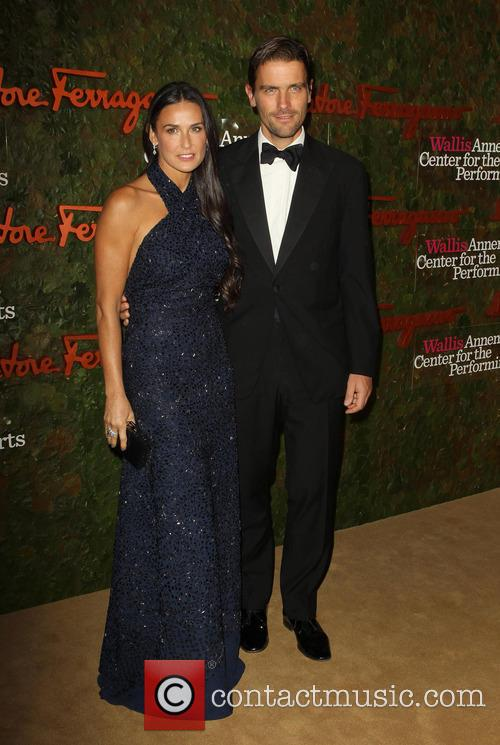 Demi Moore and James Ferragamo 3