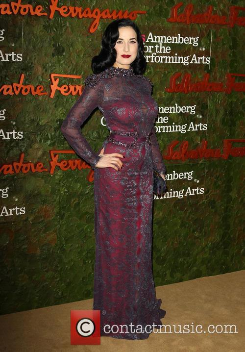 Dita Von Teese, Wallis Annenberg Center for the Performing Arts