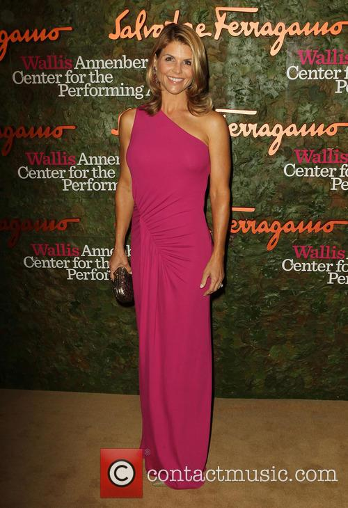 Lori Loughlin, Wallis Annenberg Center for the Performing Arts