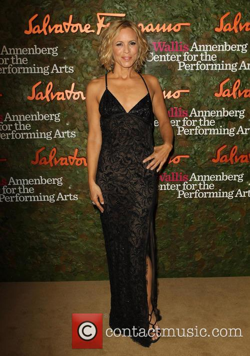 Maria Bello, Wallis Annenberg Center for the Performing Arts