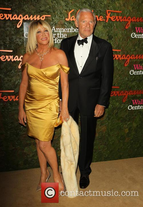Suzanne Somers and Alan Hamel 1