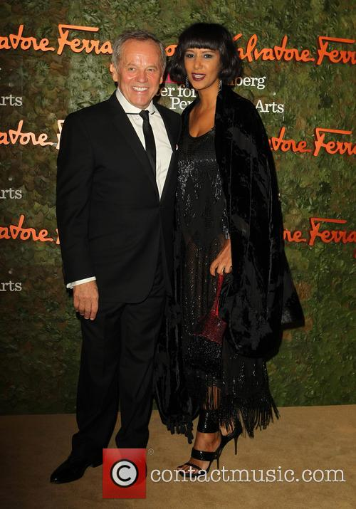 Wolfgang Puck and Gelila Assefa 4